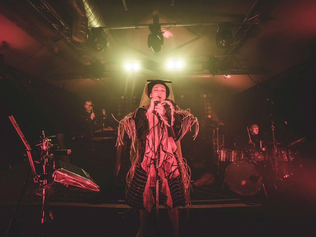 In Review: Little Dragon at Canal Mills, Leeds