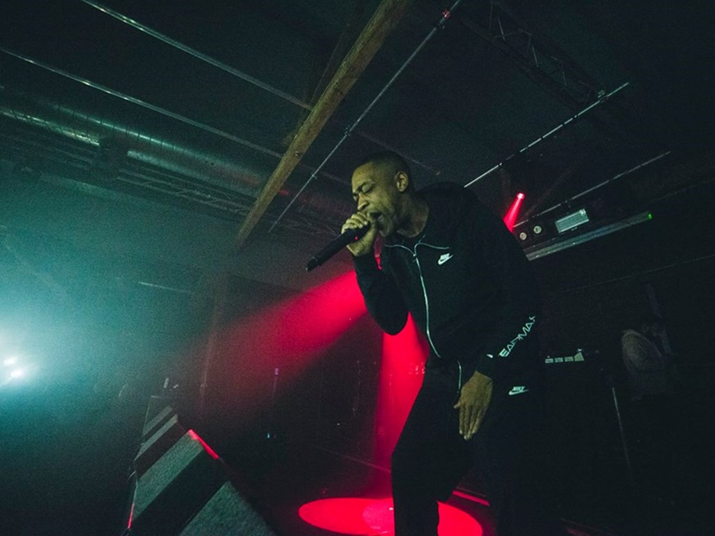 In Review: Wiley at Canal Mills, Leeds