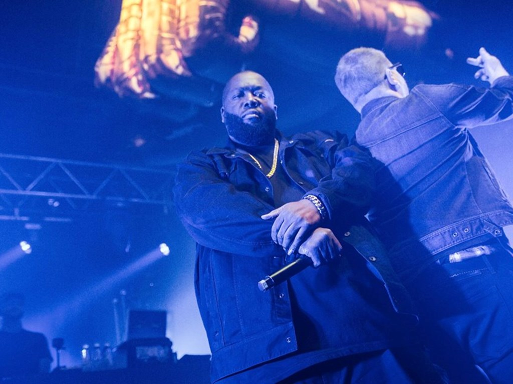 In Review: Run The Jewels and Danny Brown at O2 Academy Leeds