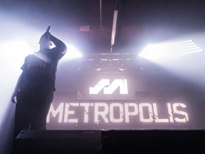 In Review: Metropolis at Warehouse Project, Manchester