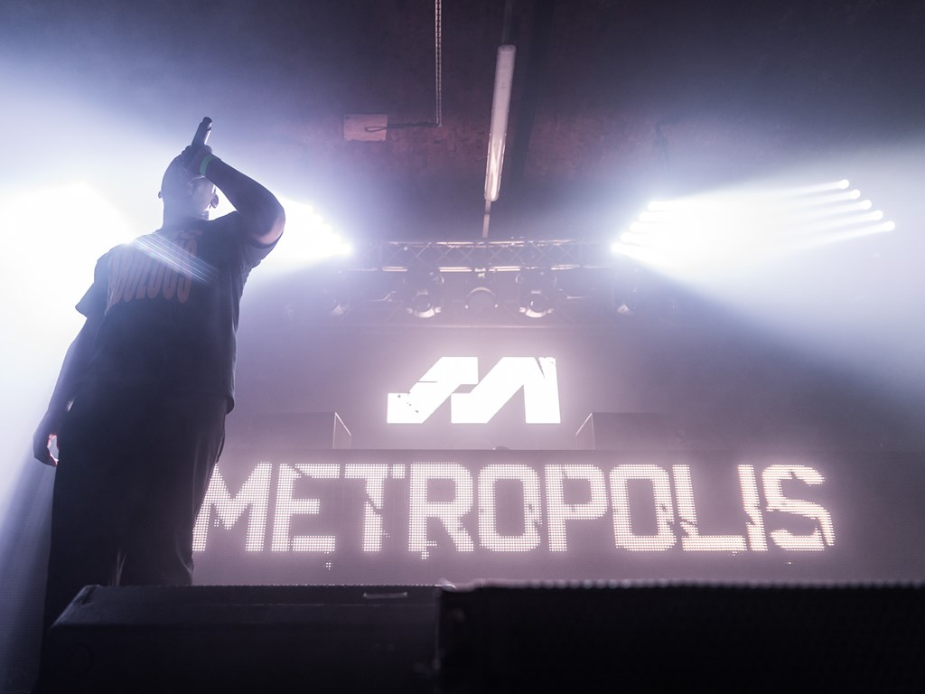 In Review: The Warehouse Project - Metropolis