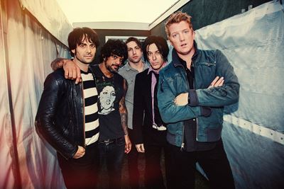 Queens of the Stone Age at Finsbury Park