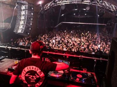 Andy C and Fatboy Slim to play Albert Hall shows for The Warehouse Project