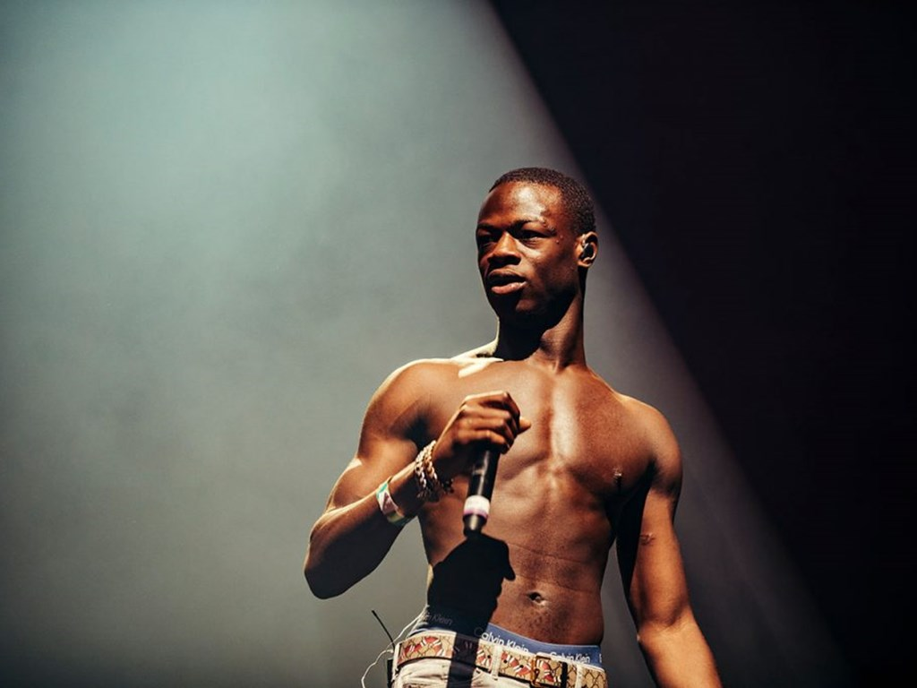 J Hus announced for Lovebox Festival 2019