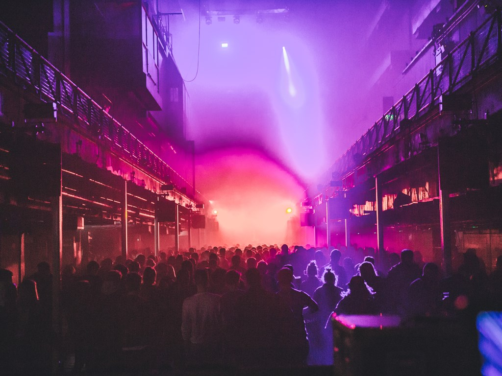In Review: Hospitality, The Blast & Metropolis present Undivide at Printworks, London