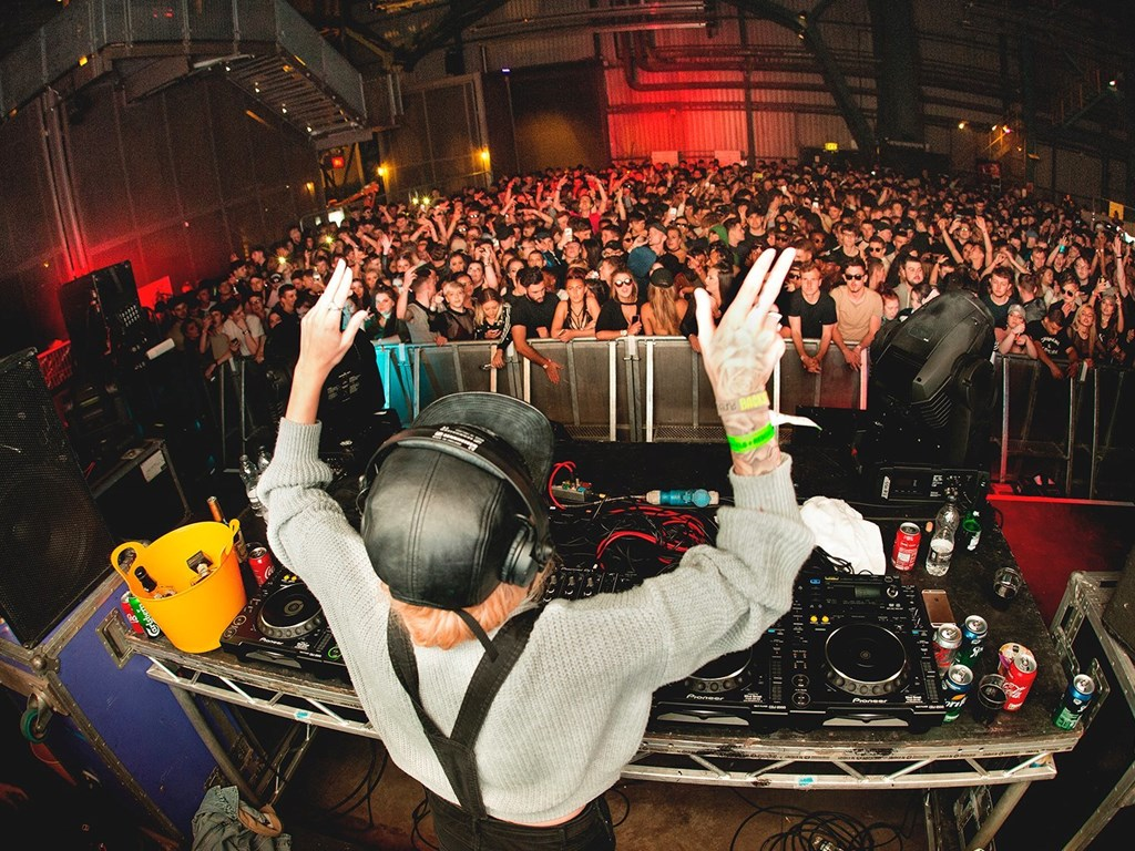 SpringFest reveal Patrick Topping Tom Zanetti, AJ Tracey and more