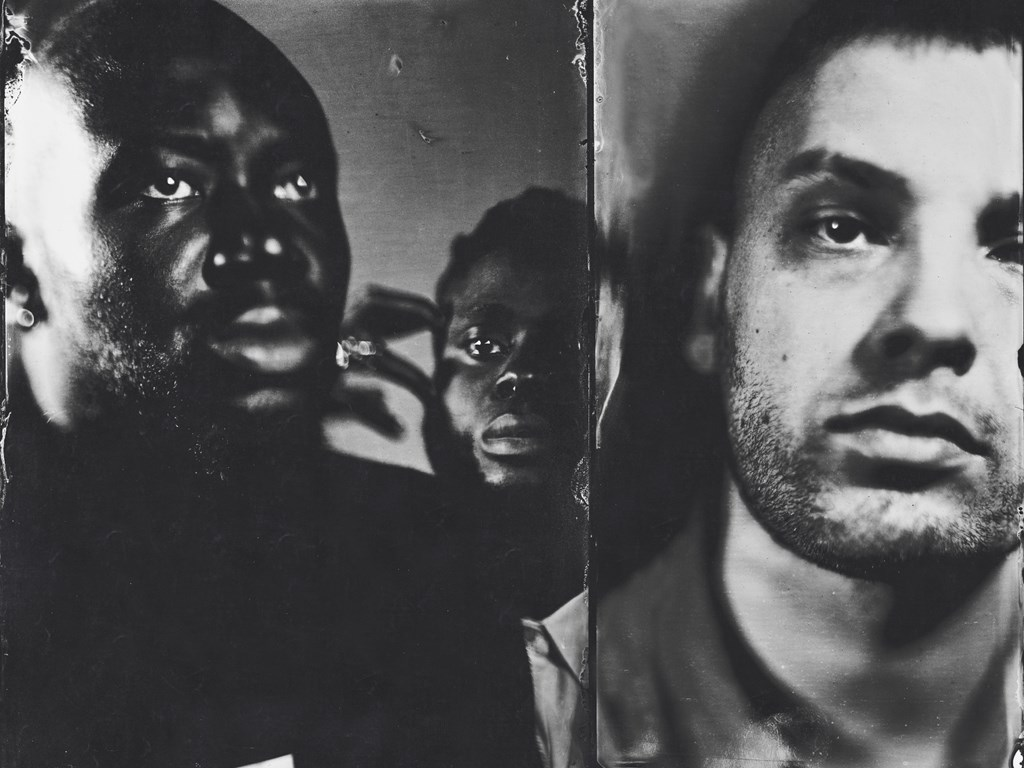Young Fathers head out to Manchester's O2 Ritz