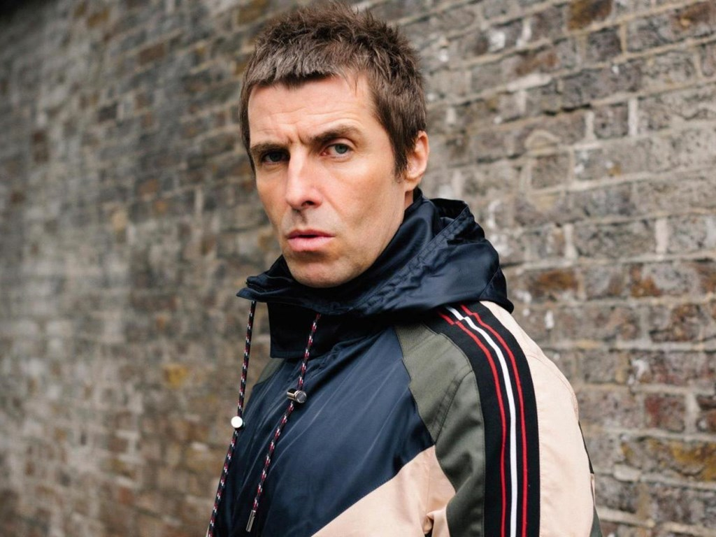 Liam Gallagher at Heaton Park, Manchester 2020