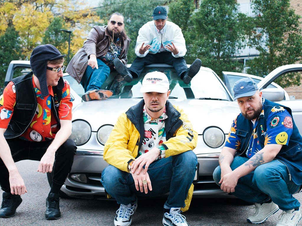 Kurupt FM take to this year's season of WHP as part of their final ever tour