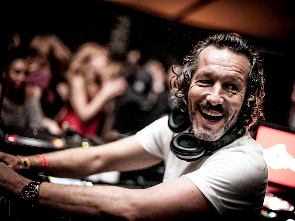 DJ Harvey announced for Artwork's Lovely London Festival