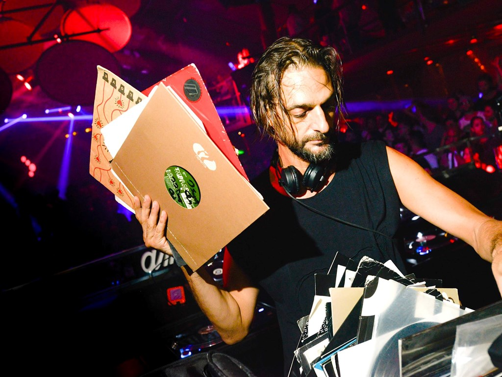 Ricardo Villalobos locks in a third year of his MiNT Warehouse terrace residency