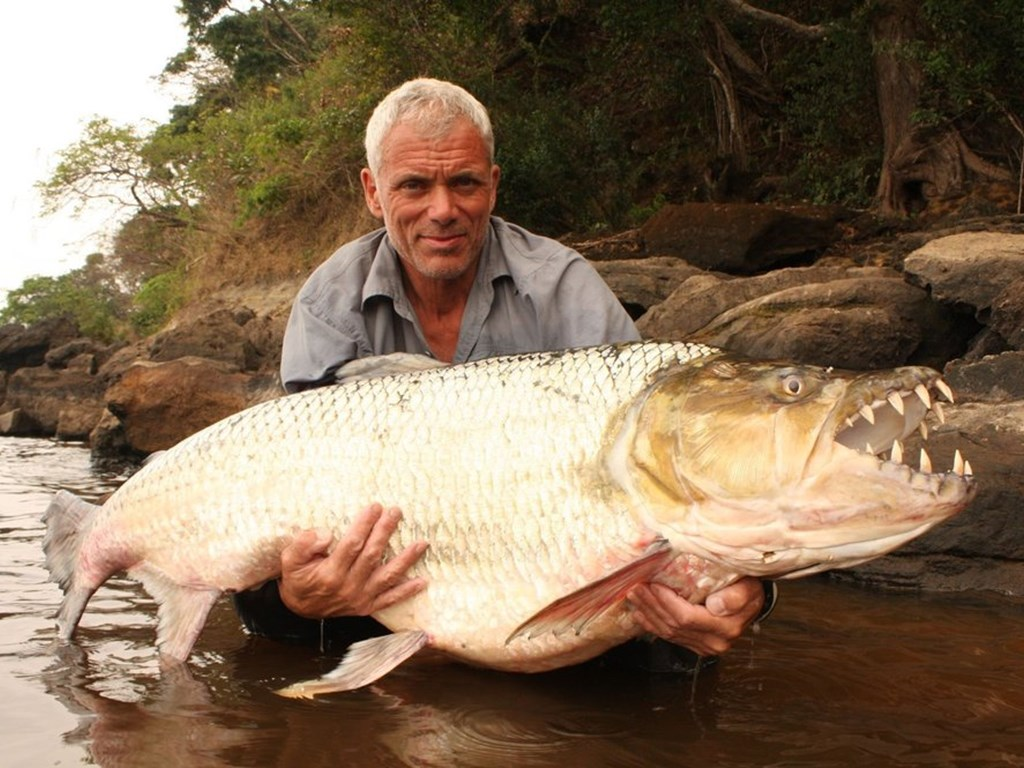 Northern Angling Show to bring Jeremy Wade and more to Manchester