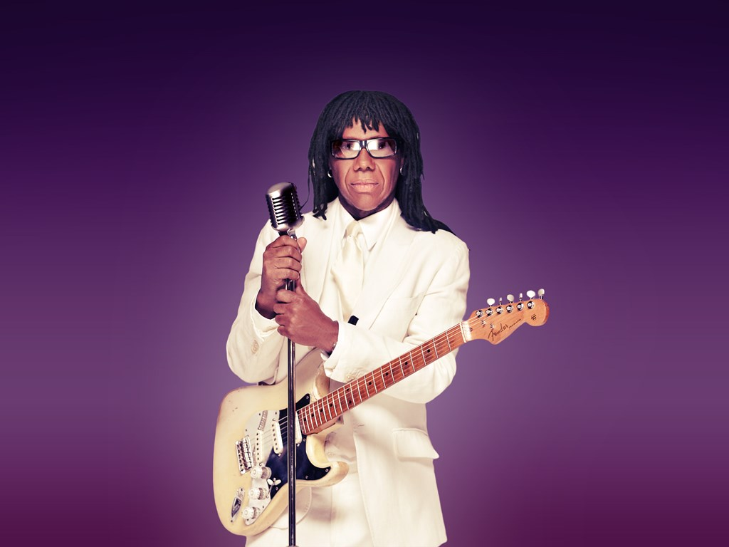 Nile Rodgers and Chic revealed as headliners for Sea Dance Festival