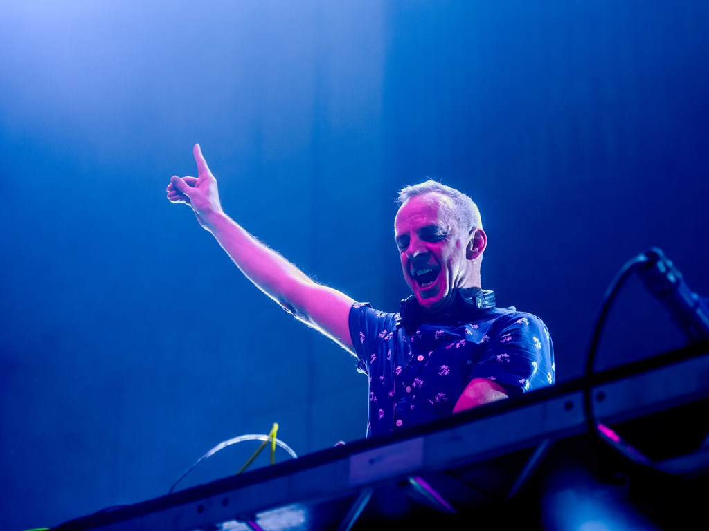 In Review: Fatboy Slim at Albert Hall, Manchester