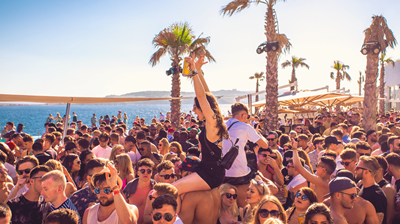 Lost and Found Festival reveal brand new beach party with Annie Mac, Stefflon Don, Solardo and more