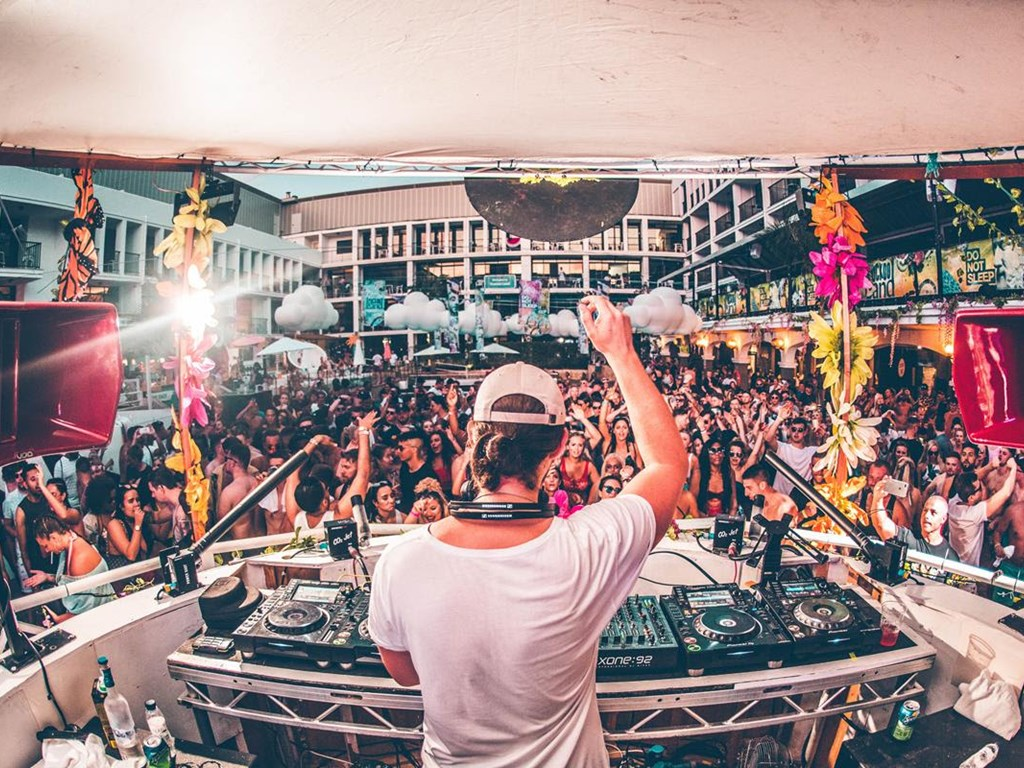 Ibiza Rocks announce Cuckoo Land pool parties with Sonny Fodera