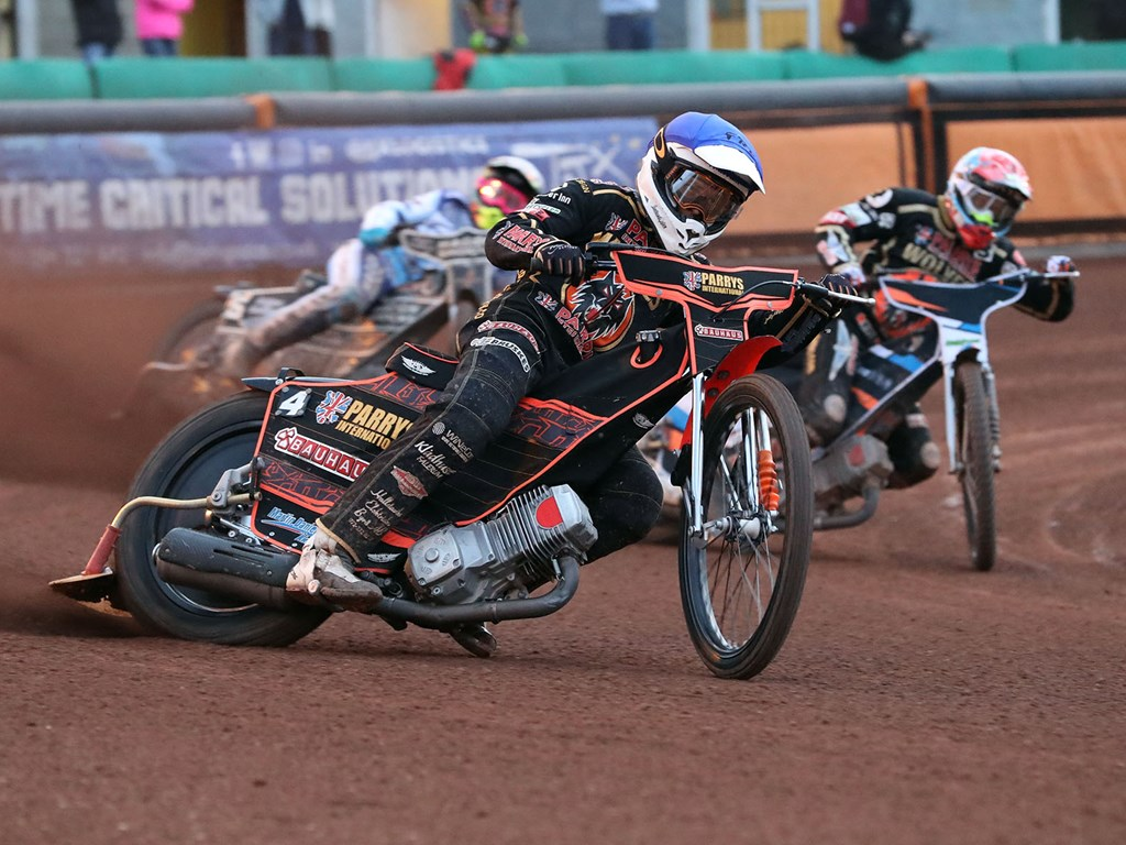 Wolverhampton Speedway celebrates their 90th anniversary
