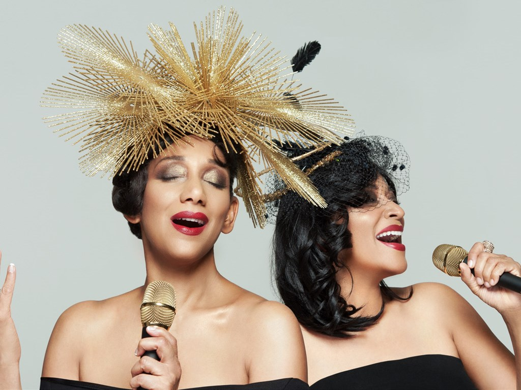 Disco Classical brings Sister Sledge to Manchester's Victoria Warehouse