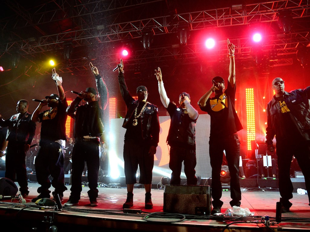 Hip hop royalty Wu-Tang Clan head to Lovebox