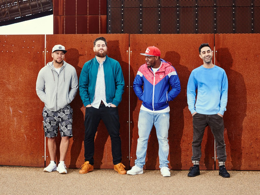 Rudimental take it poolside at Ibiza Rocks Hotel this season