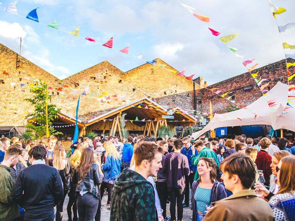 Liverpool debuts new festival On The Corner