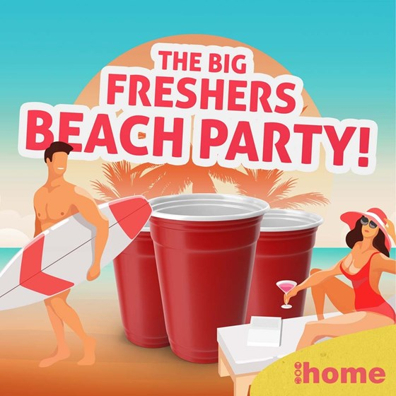 The BIG Freshers Beach Party - Week Two