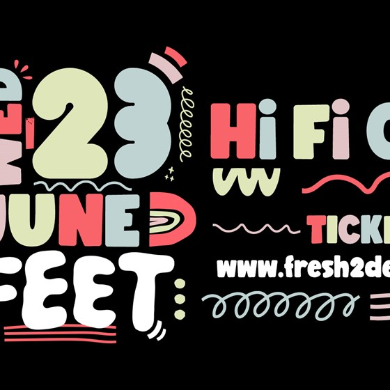 Sticky Feet Launch, Weds 23rd June | DnB at Hifi Club