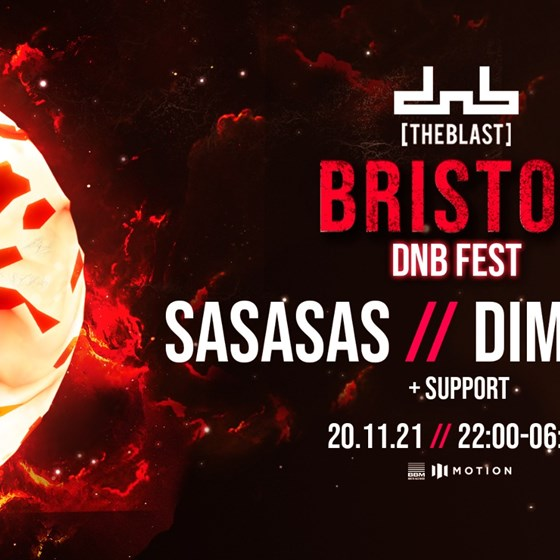 DNB Allstars x The Blast present: DNB Fest *New date*