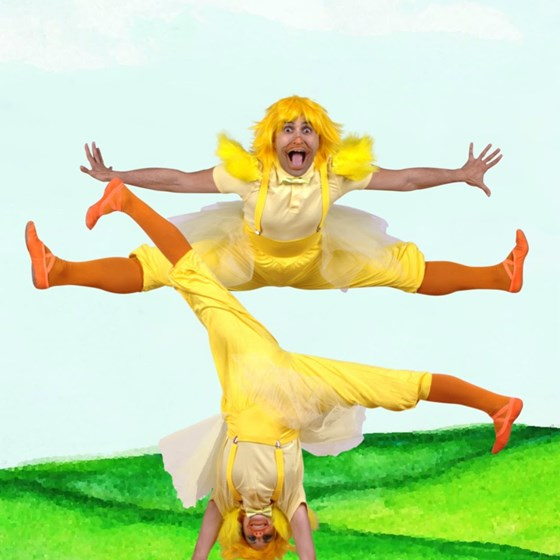 The Ugly Duckling - Fantastic Outdoor Ballet Especially for Children