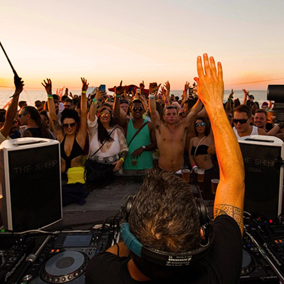 FYB Sunset Party Cruise Sunday with entry to Hï Ibiza