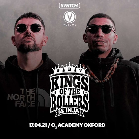 Switch x Volume Present : Kings Of The Rollers (Postponed until 17 April 2021)