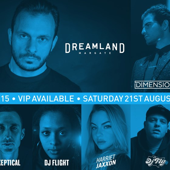 Andy C plus Special Guests - Dreamland Margate