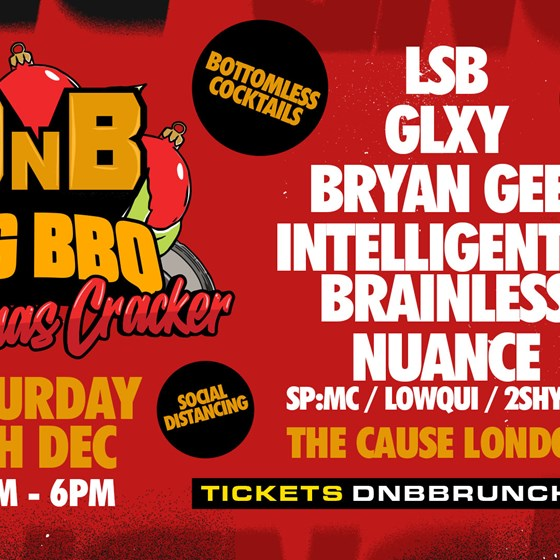 DNB BIG BBQ - Christmas Cracker
