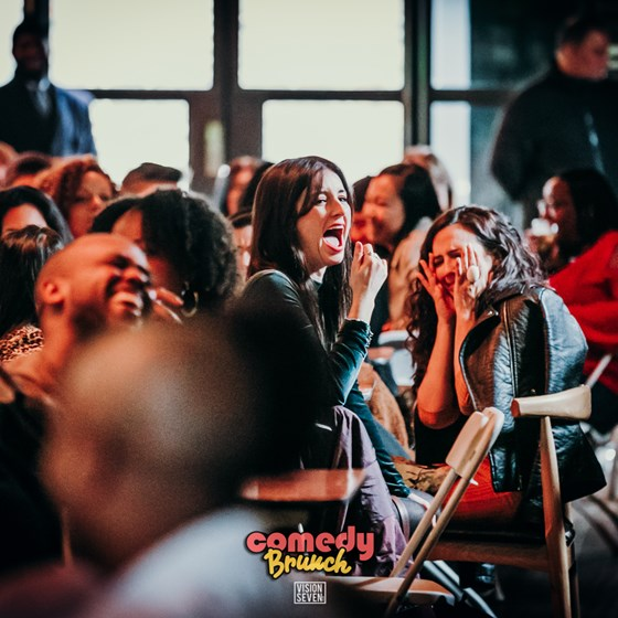 Comedy Brunch - (27th March)