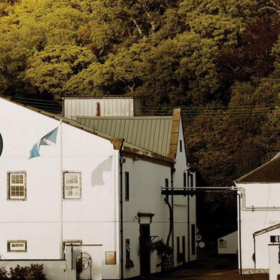 Rolling Social Events team up with Glasgow's Glengoyne for 'A History of Scotch Whisky'