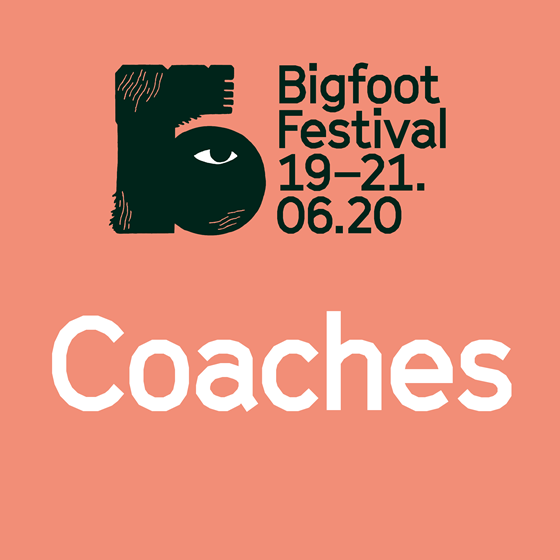 Bigfoot Festival 2021 | Coaches (Moved from 2020)