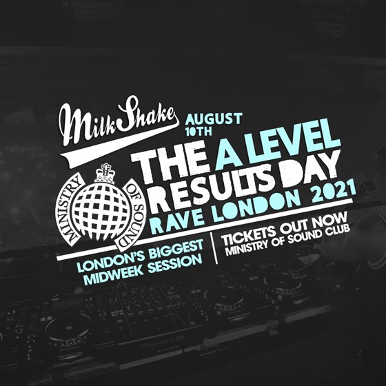 A Level Results Day Rave at Ministry of Sound