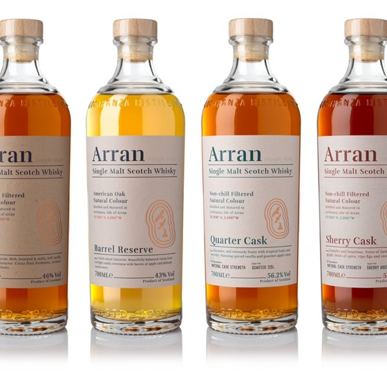 Rolling Social Events x Latitude present a Burns Night Sip Along  with Arran Malts