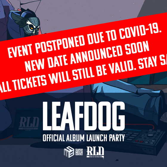 Leaf Dog 'Live From The Balrog Chamber' Official Launch Party
