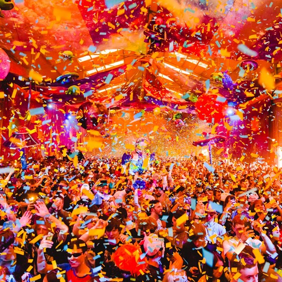 Circus Presents Elrow Friday 23rd July Liverpool