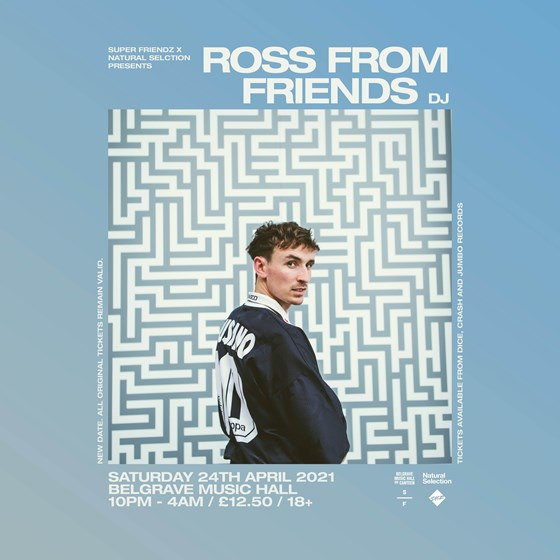 Ross From Friends (DJ)