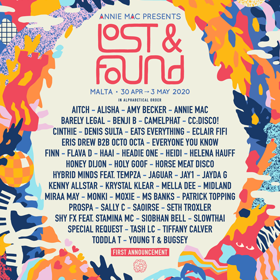 Lost & Found Festival 2020 | Festival Shuttle Passes