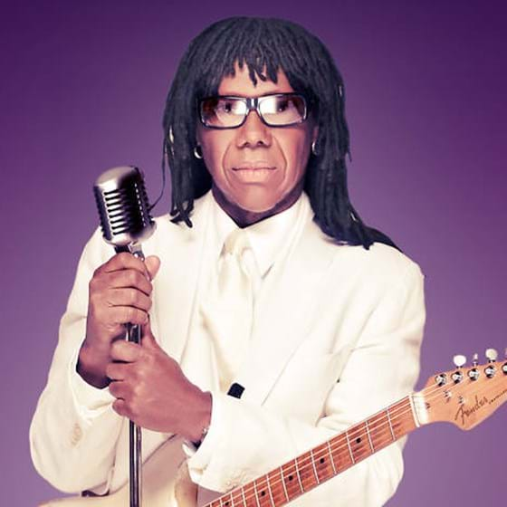 Nile Rodgers & CHIC – Cardiff Bay