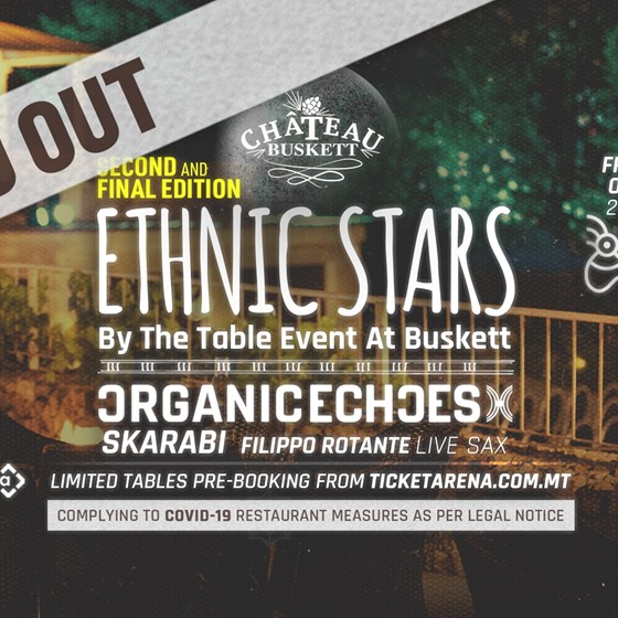 ETHNIC STARS (SOLD OUT) Second & Final Edition 02.10
