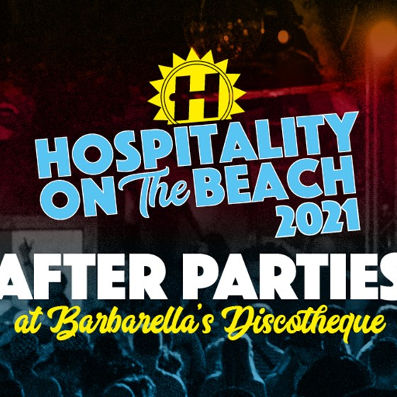 Hospitality On The Beach Sunday Afterparty