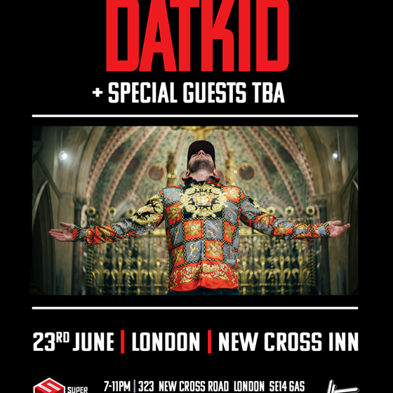 Datkid + Special guests