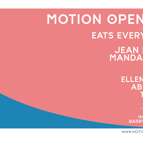 Motion: Open-Air w/ Eats Everything, wAFF & more