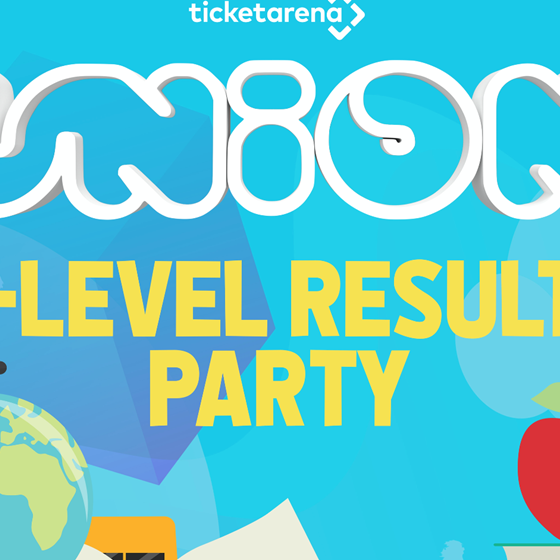 Union Tuesday's at Home // A-Level Results Party 2021!