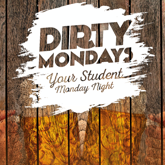 Dirty Monday's at The Authentic Bierkeller