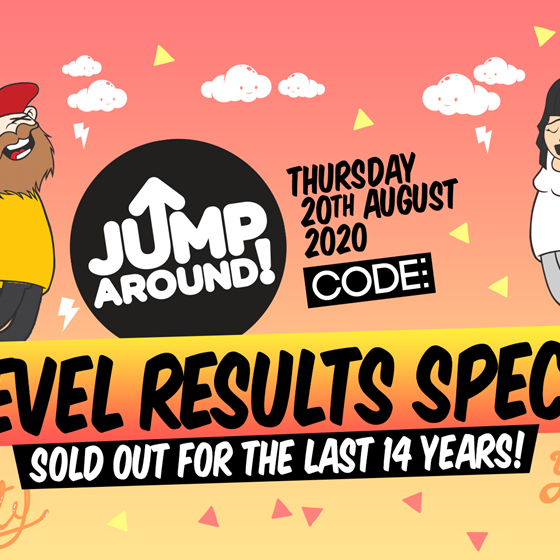 A Level Results Party @ CODE